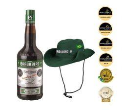 Brasilberg + Chapéu