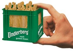 Mini Engradado Underberg