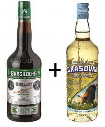 Brasilberg + Grasovka