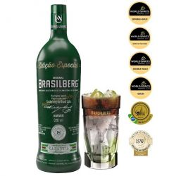 Brasilberg Edição Comemorativa + Copo BSB
